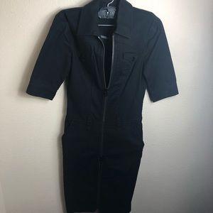 Armani Exchange Jean Dress